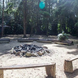 Tatum Park Fire Circle